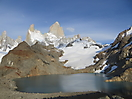 27 - Mount Fitz Roy, Glaciers National Park