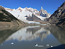 29 - Peak and Lagoon Torre , Glaciers National Park