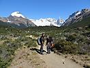 30 - Backpacking in Glaciers National Park, El Chalten