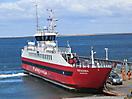 34 - Crossing the Strait of Magellan