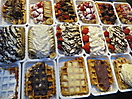 5 - So Many Waffles to Choose From, Brussels