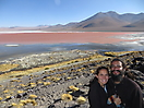 20 - Red Lagoon, Reserva Nacional de Fauna Andina Eduardo Avaroa