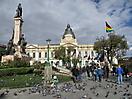 4 - Plaza Murillo, La Paz