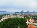 17 - View from Parque das Ruinas, Rio de Janeiro