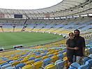 20 - Maracana Football Stadium, Rio de Janeiro