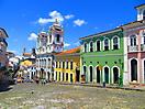 27 - Pelourinho Neighborhood, Salvador