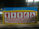 2 - Typical Disable Sign in Brazil Transportation