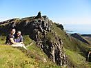 32 - Enjoying the Views in Quiraing, Isle of Skye