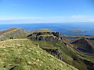 33 - Ocean View in Quiraing, Isle of Skye