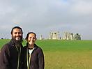 37 - Enjoying Stonehenge
