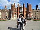 8 - Hampton Court Palace