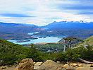 3 - View from the French Valley, Torres del Paine National Park