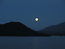9 - Full Moon in the Fjords, Chile