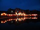 11 - Hongcun Moon Pond at Night