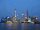 12 - Shanghai Skyline