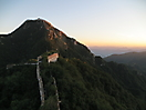 31 - Great Wall of China at Sunset, Jiankou