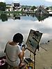 8 - Art Student in Hongcun