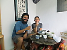 9 - Tasting Local Tea in Hongcun