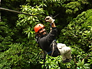 12 - Sal Ziplining Through the Canopy Forest, Santa Elena