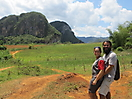 13 - Enjoying the Views of the Mogotes, Viñales National Park