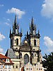 3 - Tyn Church, Prague