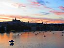 6 - Sunset in Prague