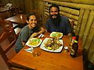 15 - Seafood Dinner, Isabela Island, Galapagos