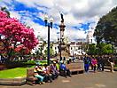 20 - Plaza Grande, Quito