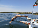 11 - Diving into the Nile River
