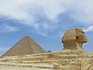 32 - Sphinx and The Pyramids of Giza, Cairo