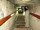 37 - Going Inside Dahshour Pyramid, Cairo