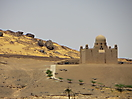 6 - Aga Khan Mausoleum in Aswan Desert
