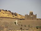 6 - Aga Khan Mausoleum in Aswan Desert