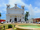 4 - Iglesia Santa Lucia, Suchitoto