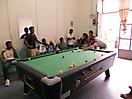 27 - Playing Billards with the Locals, Gondar