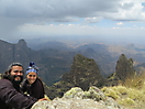 32 - View from Imet Gogo, Simien Mountains National Park