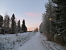 11 - First Season's Snow in Rovaniemi