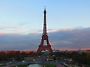 11 - Eiffel Tower at Sunset, Paris