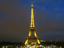 12 - Eiffel Tower at Night