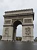 1 - Arc de Triomphe, Paris