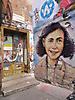 13 - Anne Frank Graffiti, Berlin
