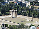 20 - Temple of Olympian Zeus, Athens