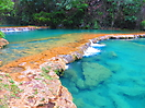 16 - Turqoise Waters at Semuc Champey, Lanquin