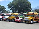 5 - Guatemalan Chicken Buses
