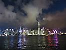 12 - Victoria Harbor at Night