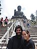 6 - Big Buddha at the Po Lin Monastery