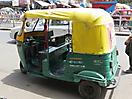 15 - New Delhi Rickshaw