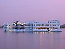 27 - Lake Palace Hotel at Night, Udaipur