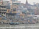 2 - Cremations at a Ganges River Ghat, Varanasi