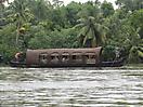 47 - Boat in Kerala Backwaters
